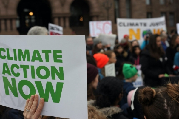 Climate Emergency, No Tomorrow without Today